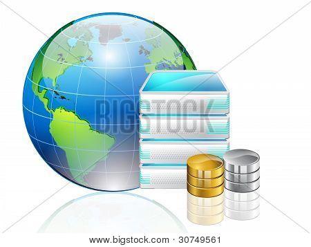 World Server And Data