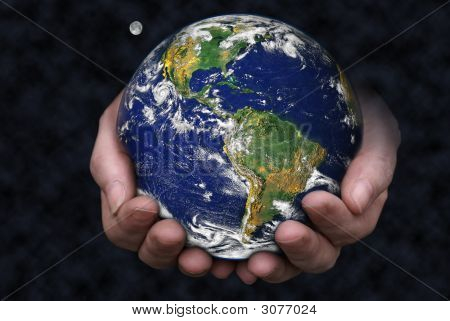 Holding The Earth