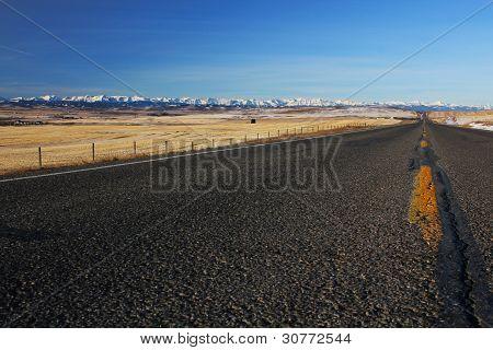 Albertan Road