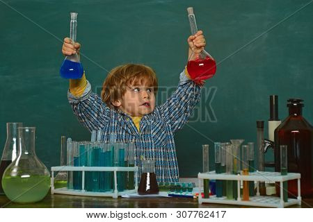 Lesson Plans - Middle School Chemistry. Ready For School. Experiment. First Grade. First School Day.