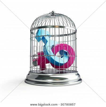 Cage For Birds Man And Women