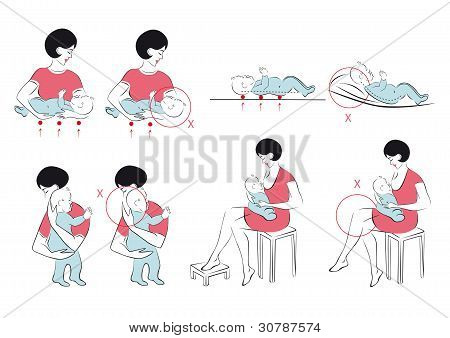 Orthopedic rules for the care of the newborn