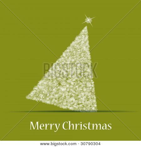Christmas Theme With Christmas Tree
