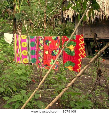 Colorful Laundry