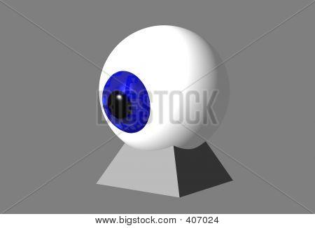 Eyebal Webcam