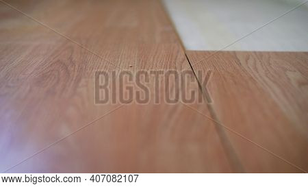 Laying Laminate Flooring In A New Apartment. May Laying Laminate Flooring At Home. Installing Lamina