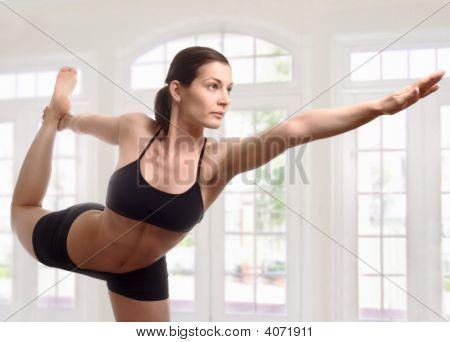 Эксперт йога поза