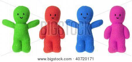 Woollen Dolls