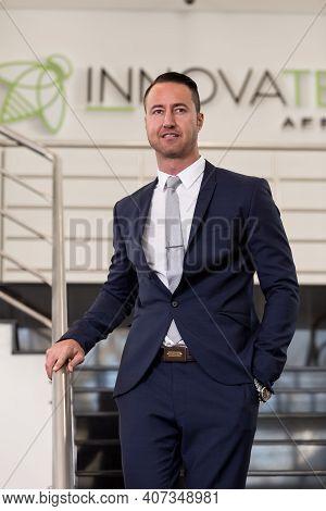 Quinton Van Der Burgh A Entrepreneurial Icon And Business Executive
