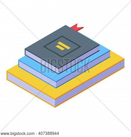 Degree Materials Icon. Isometric Of Degree Materials Vector Icon For Web Design Isolated On White Ba