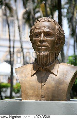 Martir Of The Tailors Revolt In Salvador