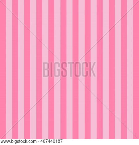 Pattern Pink And White Vertical Strips