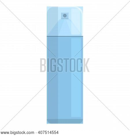 Air Freshener Spray Icon. Cartoon Of Air Freshener Spray Vector Icon For Web Design Isolated On Whit
