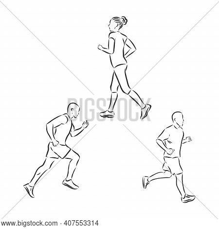 Treadmill Doodle Style Sketch Illustration Hand Drawn Vector .treadmill, Vector Sketch Illustration