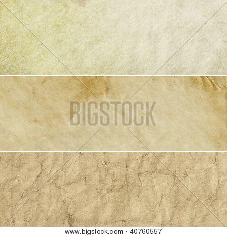 Beige Vintage Backgrounds Collection