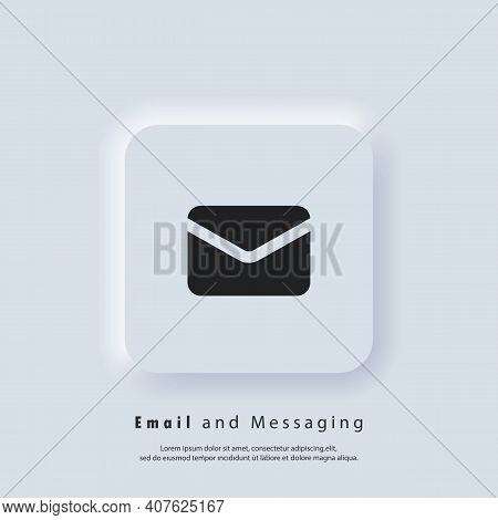 Email Icon. Envelope. Newsletter Logo. Email And Messaging Icons. Email Marketing Campaign. Vector E