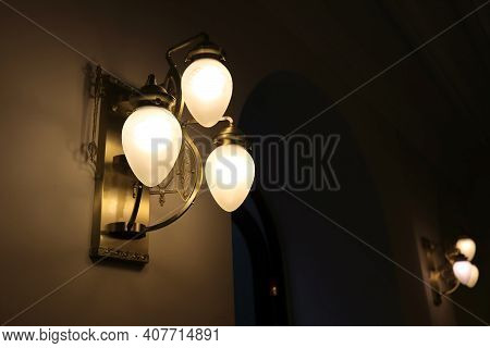 Details Of Hotel Wall Lamp