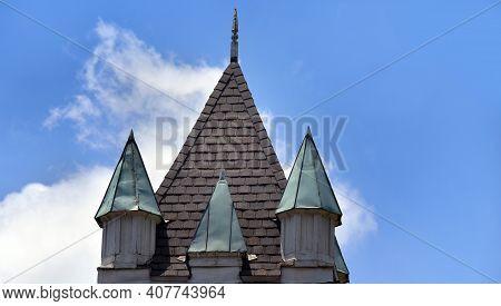 Collierville Christian Church Topper