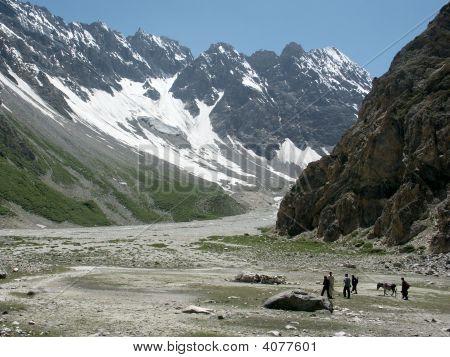 Himalaya Mountains In Pakistan