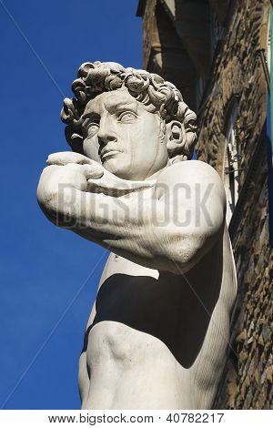 David By Michelangelo - Florence Italy