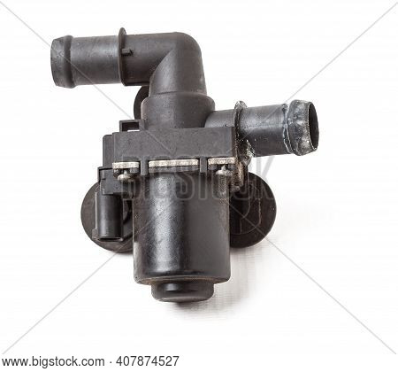 The Water Pump Of The Coolant Pump Is Designed To Provide Forced Circulation Of Antifreeze In The Co