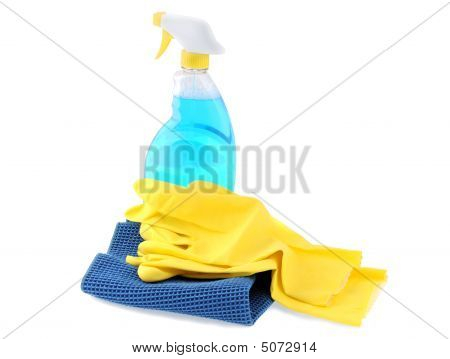 Glass Washing Kit