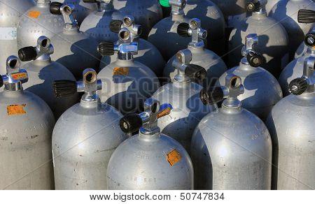 Air Tanks