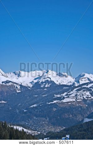 Alpine Scenery