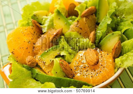 Summery Citrus Salad