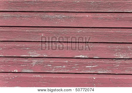 Red Old Wood