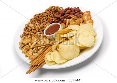 Potato Chips And Salty Snacks