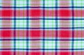 A Checkered picnic tablecloth. Seamless pattern background poster