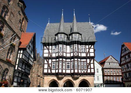 Historic townhall of Alsfeld