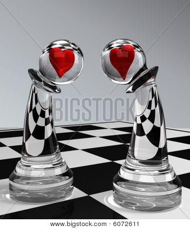 pawns in love