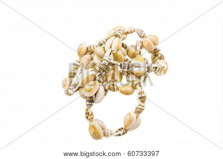 Hand Crafted Jewelry Made From Shells