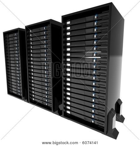 Isolated servers