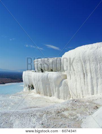 Pamukkale Snow Illusion