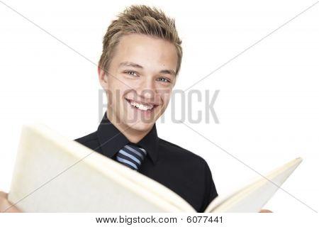 Young Schoolboy