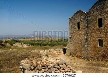 Aptera Ruins