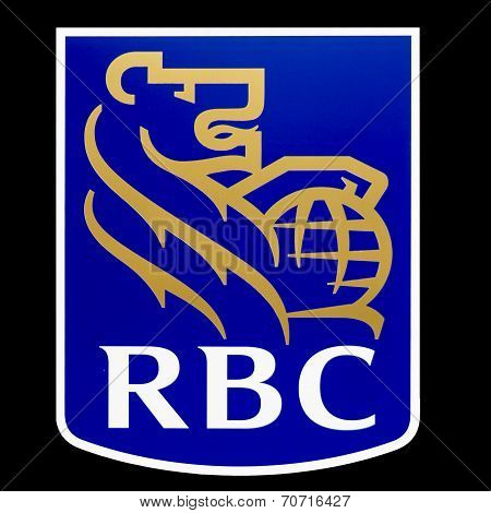 Royal Bank Of Canada Logo, Rbc Logo