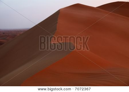 Beautiful Dune Portrait