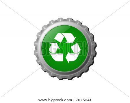 Recycle Bottlecap