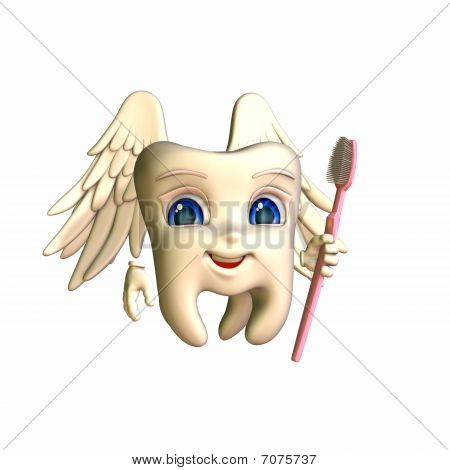 Smiley Tooth - Tooth Fairy