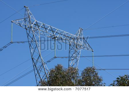 Electricity Power Lines