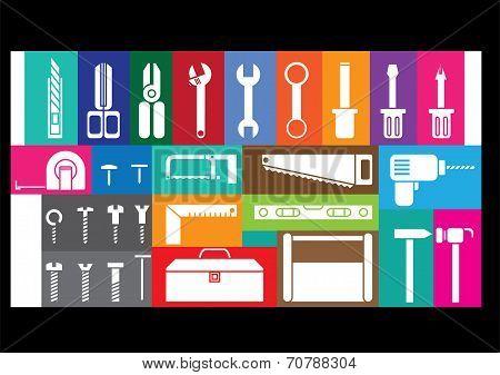 19White  Tool Kits