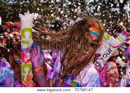 Sydney Color Run
