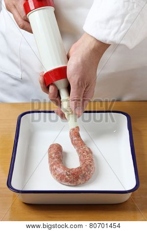 sausage making by sausage maker