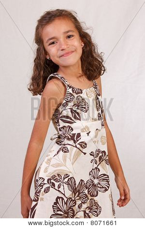 Cute Latina Girl