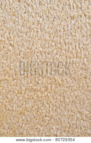 Background Made Of Wool Beige