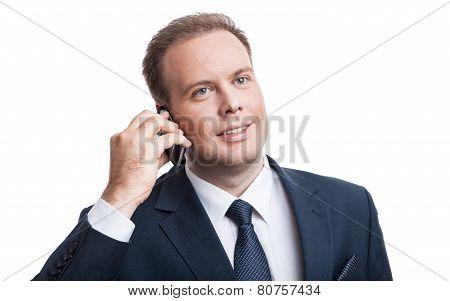 Portrait Of A Successful Employee